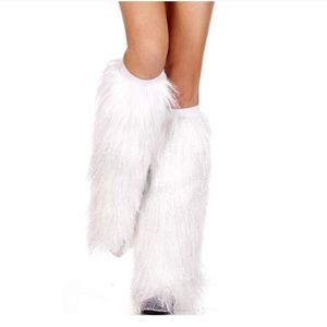 Accessories - 🌟NWT: Furry Leg Warmers Costume Accessory- OS